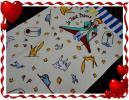◆星の王子さま*絵本◆ バスタオル 60×120cm ◆プール/温泉