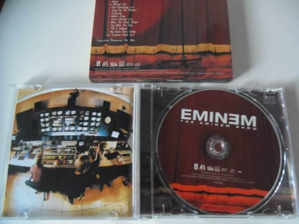 CD♪♪EMINEMエミネム/THE EMINEM SHOW  (中古)