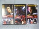 レンタル落ち VHS 裏警察 BOX39 私書箱 3本売り 竹内力