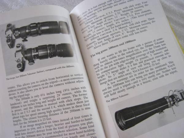 【カメラ】1962年 旭ペンタックスK,S2,S3 解説本 アメリカ版_画像2