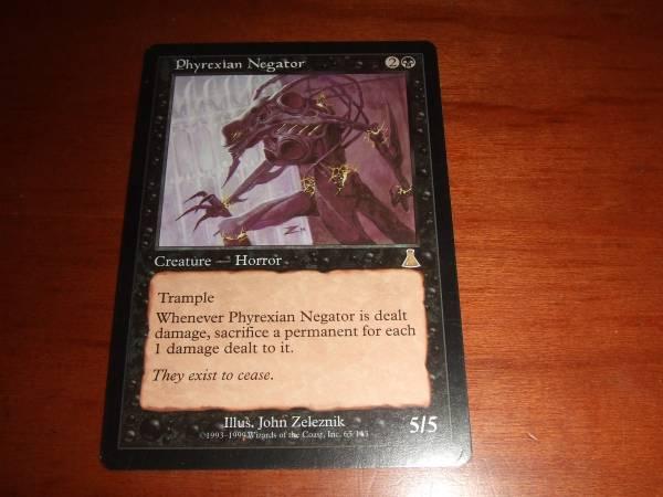 ファイレクシアの抹殺者/Phyrexian Negator 【英語版】_画像1