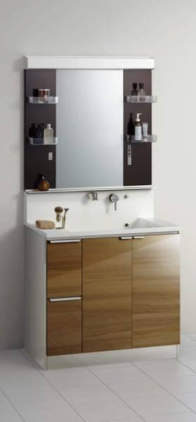 ◆クリナップ・洗面S(エス) ⑪◆W900 引出しタイプ・1面鏡