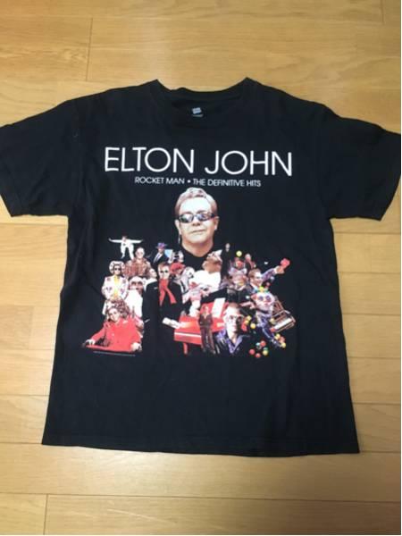 【バンドT】エルトンジョン 2012年ツアーTシャツ