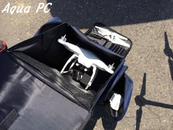 AquaPC★軽量Should Bag Hand Bag Casing for Phantom 1-2-3-4★