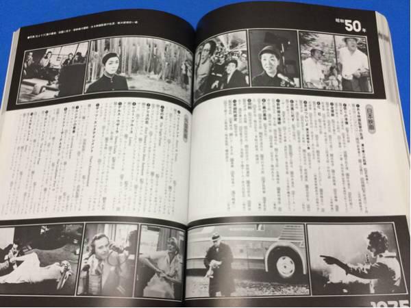 戦後キネマ旬報ベスト・テン全史1946~1992 採点表完全採録_画像3