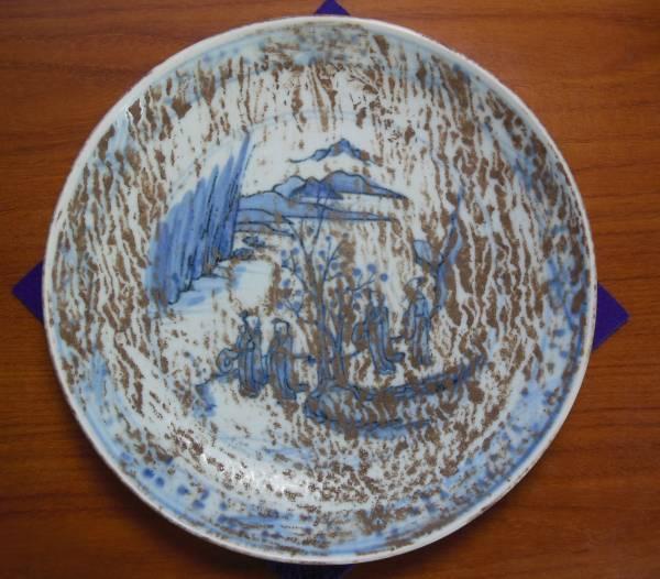 明朝期 古皿 陶磁器研究-日本代购网图片1链接