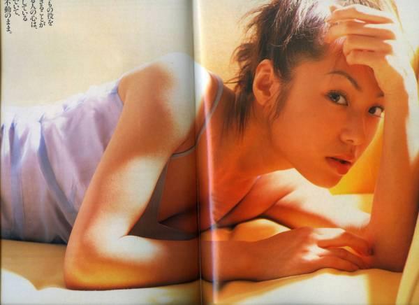 ☆☆内山理名 福井裕佳梨『プレイボーイ 2001年 1/30号』☆☆