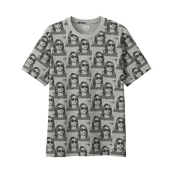UNIQLO UT カート・コバーン Tシャツ XL 完売品 ニルヴァーナ