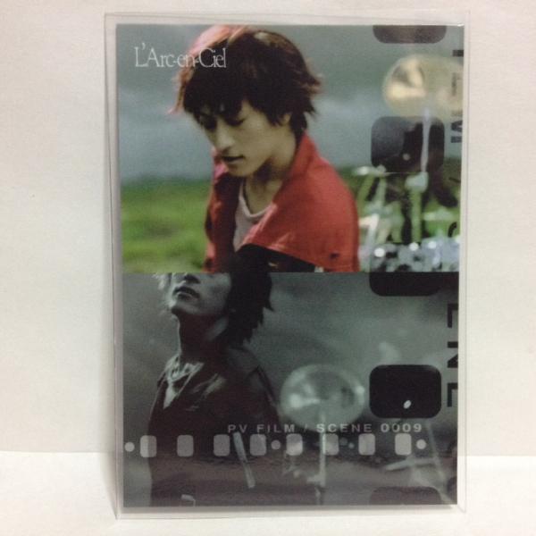 L'Arc~en~Ciel TRADING CARD PERFECT COLLECTION 再販 No.117
