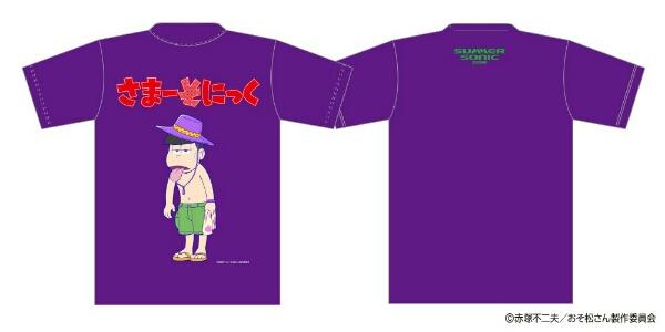 おそ松さん サマソニ限定 Mサイズ Tシャツ 一松