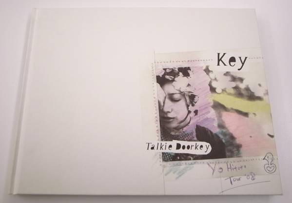 送料164円~ 一青窈 Key Talkie Doorkey 08ツアーパンフレット