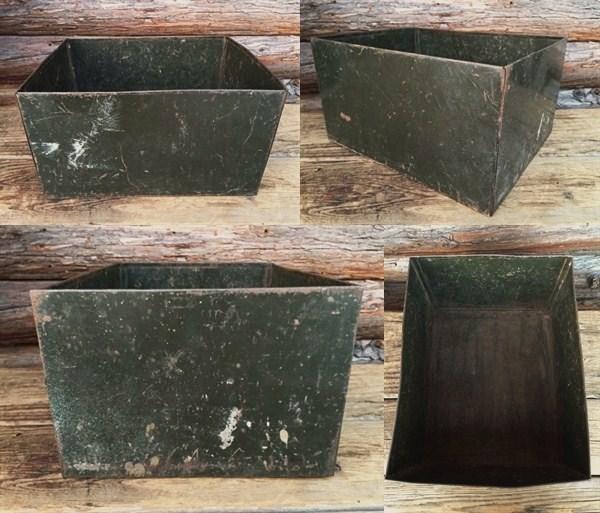 Mc CORDメタルケース/ビンテージガレージジャンク収納ボックス_画像2