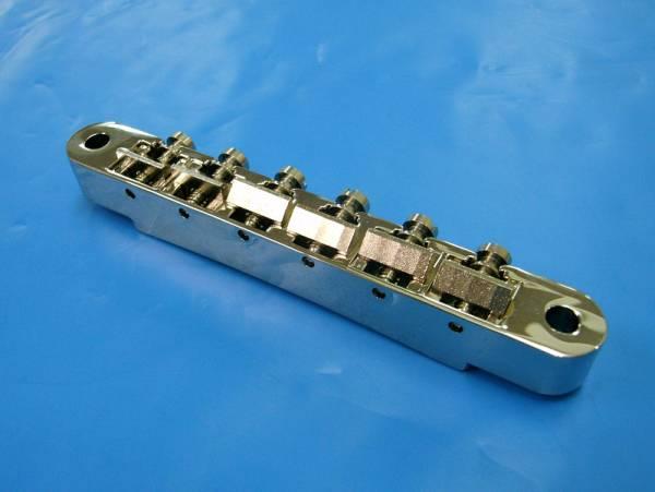 ★ Gibson ABR-1 ブラス 駒 Nickel ノンワイヤ レスポール_画像2