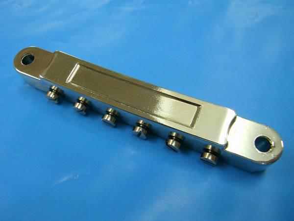 ★ Gibson ABR-1 ブラス 駒 Nickel ノンワイヤ レスポール_画像3