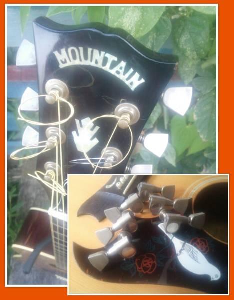 MOUNTAIN 'Dove,model MADE BY HAYASHI ダヴモデル
