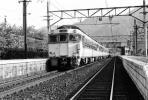 ◆【即決写真】 急行 キハ91系 中央西線 1973.5 上松/506-22