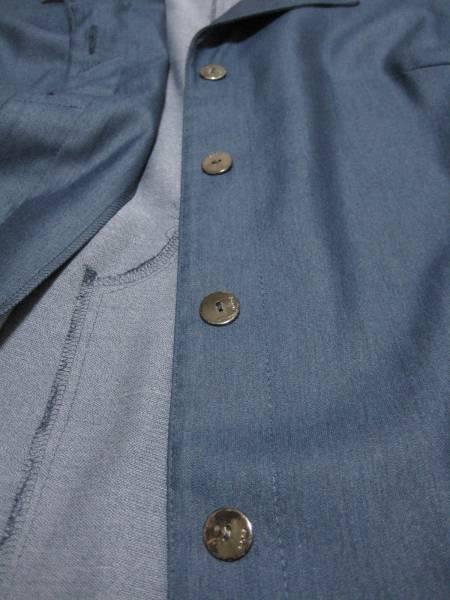 f7 ロペ rope city 上品な紺の薄手のジャケット M_画像3