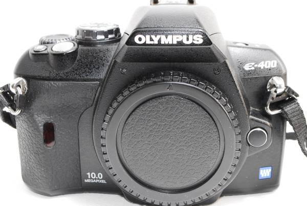OLYMPUS オリンパス E-400 海外限定モデル デジタル一眼