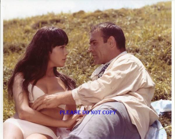 昭和42年映画 007は二度死ぬ 浜 美枝 ショーン・コネリーフォト