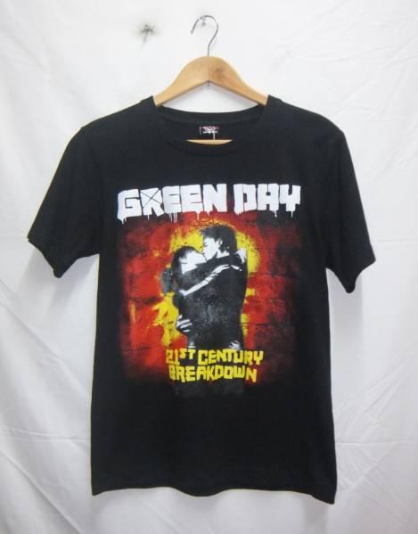 GREEN DAY グリーンデイ 半袖Tシャツ M 黒