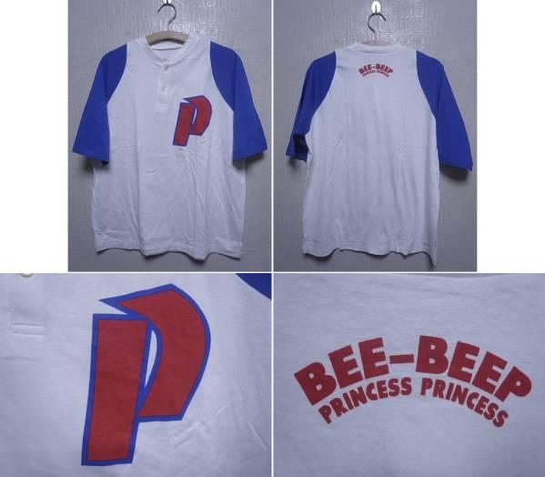 14858★プリンセスプリンセス 1993 BEE-BEEP Tシャツ