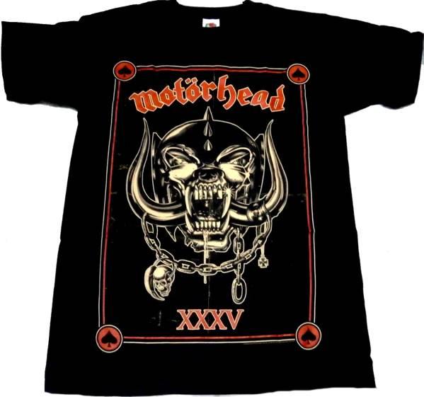 即決!MOTORHEAD Tシャツ Lサイズ 新品未着用【164円】