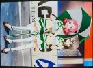 ガールズ&パンツァー ピンナップポスター 聖グロリアーナ女学院 継続高校 聖グロ ミカ ローズヒップ ガルパン レースクイーンアニメ