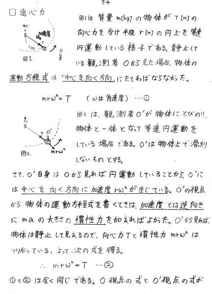 高橋直也塾 高校物理オリジナル教科書_画像2