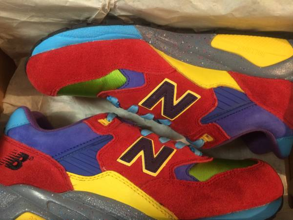MT 580 赤 NB UNDEFEATED STUSSY HECTIC 996 574 576 990 997