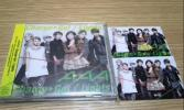 AAA「Charge&Go!」CD+DVD初回盤(全員トレカ2枚付!)