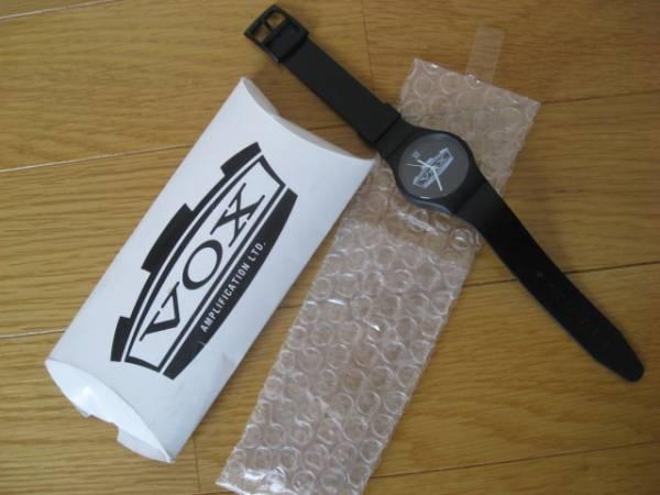 VOX非売品腕時計 厚紙ケース付き