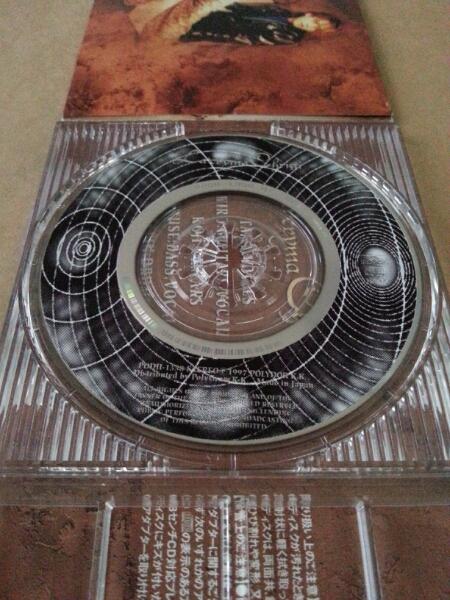 ♪8cmCD / ラクリマ・クリスティ...