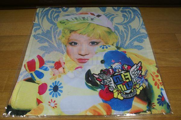 少女時代 サニー SUNNY 公式 限定 クッションカバー 43 × 43cm