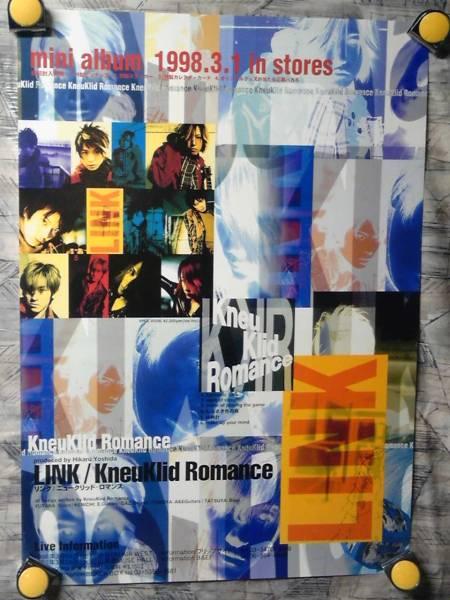 k3【ポスター/B-2】ニュークリッドロマンス/'98