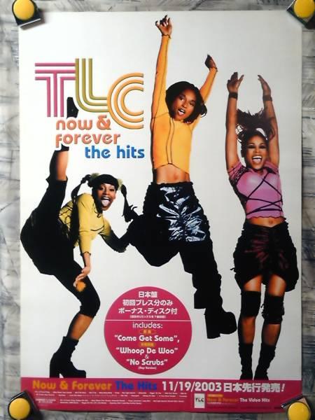 p5【ポスター/B-2】TLC/T-ボズ/レフト アイ/チリ/'03-Now~