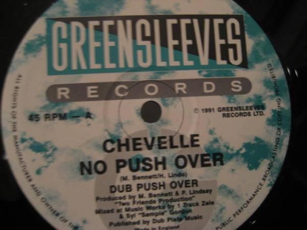 ■Chevelle/No Push Over■KILLER DIGITAL!_画像1