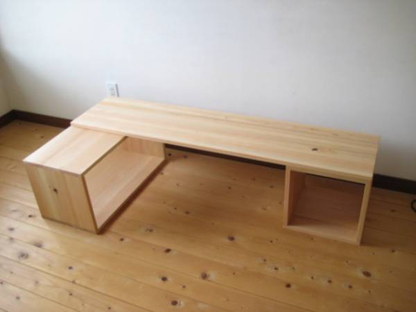 天然木の天板 テーブル DIY カウンター オーダー_画像1