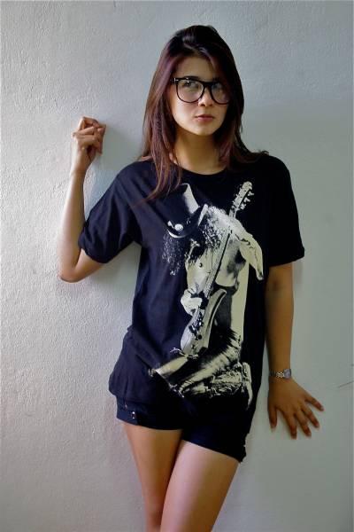 Slash 男女兼用 (MサイズTシャツ) Guns N' Roses スラッシュ