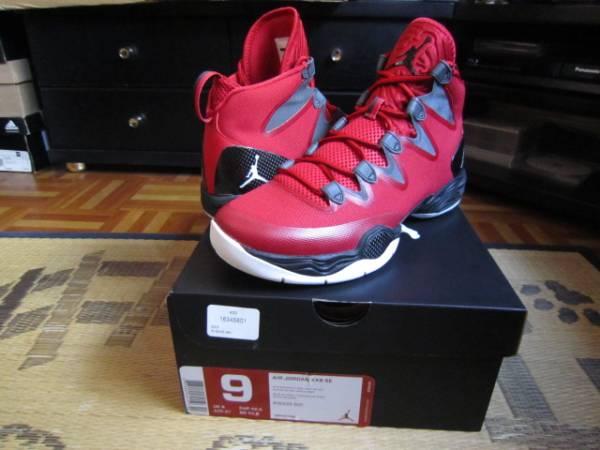Nike Air Jordan28 SE(ジョーダン) 赤黒白 us9(27cm)新品_画像1