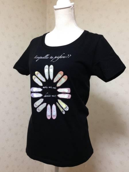 【お買得!】◆GIL EVANS◆Tシャツ 黒 LL シューズ柄