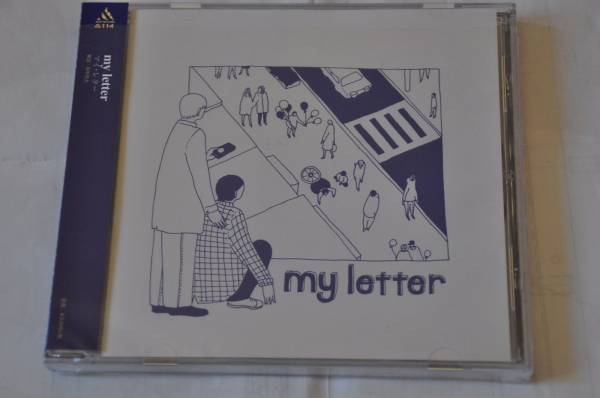 ★my letter CD★関連 card discharming man lostage