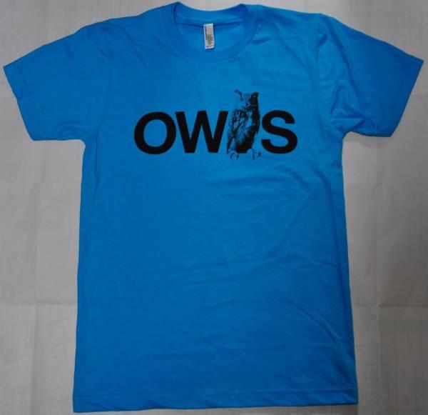 新品★owls Tシャツ S★関連 cap'n jazz joan of arc owen