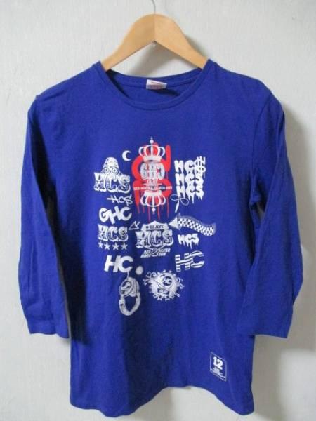 GLAY '11-12HIGH COMMUNICATIONS 七分袖ツアーTシャツ