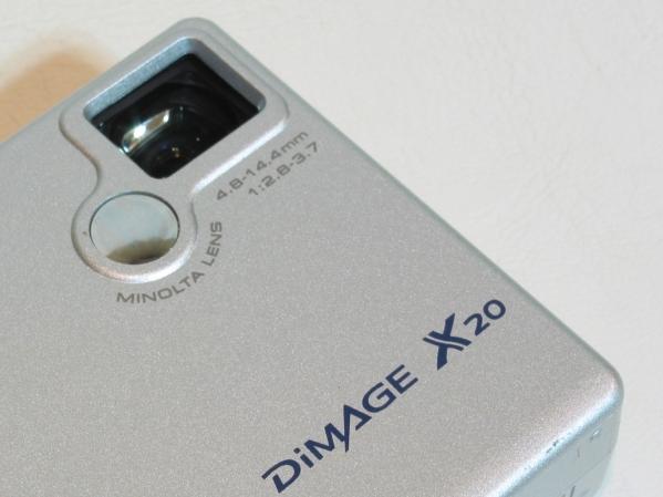 即決! MINOLTA DiMAGE X20 ジャンク