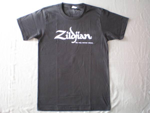 バンドTシャツ     ジルジャン (Zildjian) 新品 L