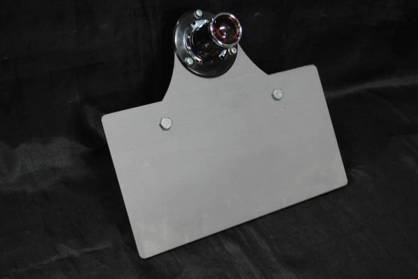グラストラッカー サイドナンバーKIT 横マウント オールド1(LED)_画像2