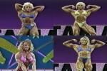 女性ボディビル WPW232 1992 and 1993 Jan Tana Classic