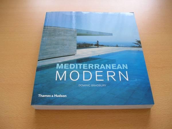 洋書・地中海に臨む邸宅デザイン精選集・Mediterranean Modern