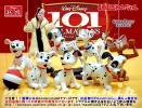 ♪チョコパーティ  ディズニー 101匹わんちゃん 8種フルコンプセット♪