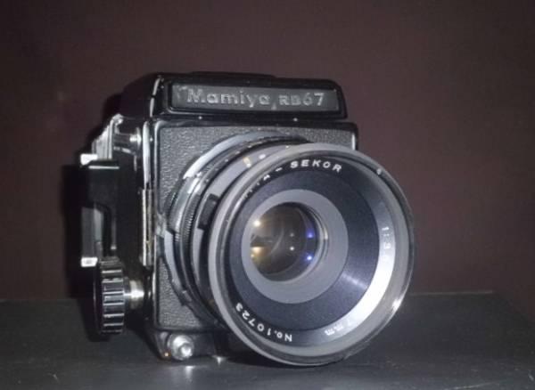 マミヤrb67プロフェッショナル その他付属品一式付